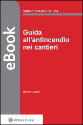 eBook - Guida all'antincendio nei cantieri