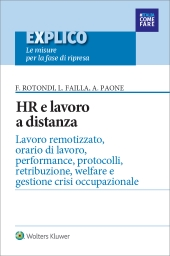 eBook - HR e lavoro a distanza