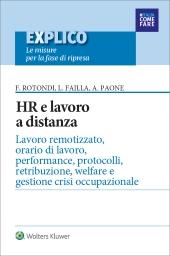 eBook - HR e lavoro a distanza