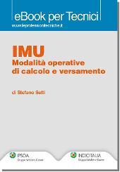 eBook - IMU - Modalità operative di calcolo e versamento