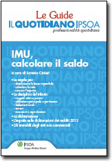 eBook - IMU, calcolare il saldo