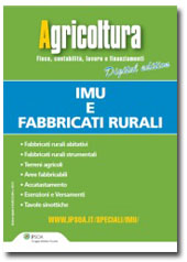 eBook - IMU e fabbricati rurali