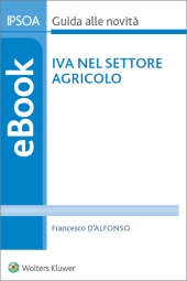 eBook - IVA nel settore agricolo