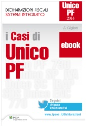 eBook - I casi di Unico PF