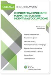 eBook - I contratti a contenuto formativo e gli altri incentivi all'occupazione