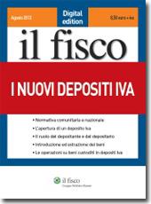 eBook - I nuovi depositi IVA