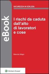 eBook - I rischi da caduta dall'alto di lavoratori e cose