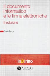 eBook - Il Documento informatico e le firme elettroniche