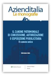 eBook - Il canone patrimoniale di concessione autorizzazione o esposizione pubblicitaria