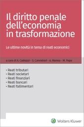 eBook - Il diritto penale dell'economia in trasformazione