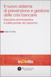 eBook - Il nuovo sistema di prevenzione e gestione delle crisi bancarie