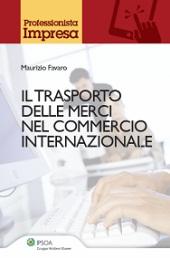 eBook - Il trasporto delle merci nel commercio internazionale