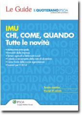 eBook - Imu - Chi, Come, Quando
