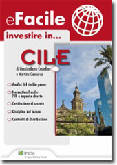 eBook - Investire in... Cile