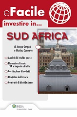 eBook - Investire in... Sudafrica