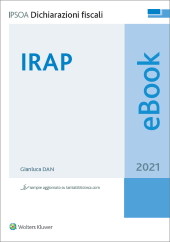 eBook - Irap 2021