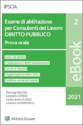 eBook - Ispezioni del lavoro - diritto pubblico