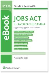 eBook - Jobs Act - Il Lavoro che cambia