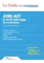 eBook - Jobs Act: Le Novità della Legge di Conversione