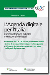 eBook - L'Agenda digitale per l'Italia