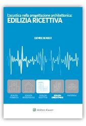 eBook - L'acustica nella  Progettazione Architettonica: Edilizia ricettiva