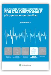 eBook - L'acustica nella progettazione architettonica: EDILIZIA DIREZIONALE (uffici, open space, open plan offices)