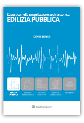 eBook - L'acustica nella  progettazione architettonica: EDILIZIA PUBBLICA
