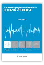 eBook - L'acustica nella  progettazione architettonica:Edilizia pubblica