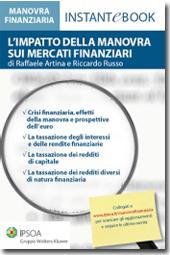 eBook - L'impatto della Manovra sui mercati finanziari