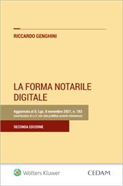 eBook - La forma notarile digitale