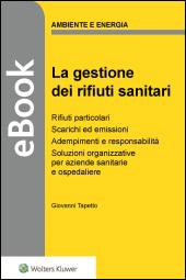 eBook - La gestione dei rifiuti sanitari