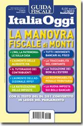 eBook - La manovra fiscale di Monti