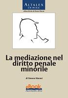eBook - La mediazione nel diritto penale minorile