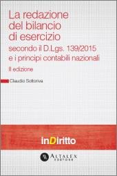 eBook - La redazione del bilancio di esercizio secondo il D.Lgs. 139/2015 e secondo i principi contabili nazionali
