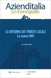 eBook - La riforma dei tributi locali - La nuova IMU