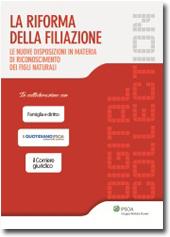 eBook - La riforma della filiazione