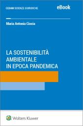 eBook - La sostenibilità ambientale in epoca pandemica