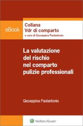 eBook - La valutazione del rischio nel comparto pulizie professionali