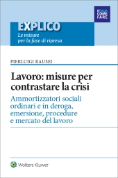 eBook - Lavoro: misure per contrastare la crisi