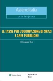 eBook - Le Tasse per l'Occupazione di Spazi ed Aree Pubbliche
