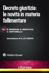 eBook - Le novità del Decreto Giustizia in materia fallimentare -Decreto Legge n. 83/2015