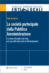 eBook - Le società partecipate della pubblica amministrazione