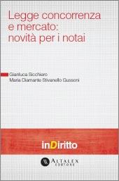 eBook - Legge concorrenza e mercato: novità per i notai