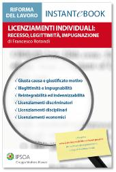 eBook - Licenziamenti individuali
