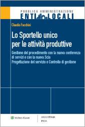 eBook - Lo Sportello unico per le attività produttive