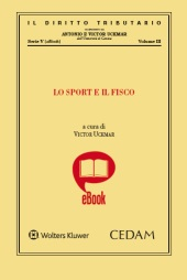 eBook - Lo sport e il fisco