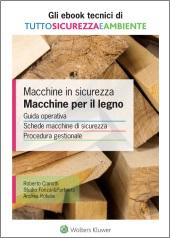 eBook - Macchine in sicurezza. Macchine per il legno
