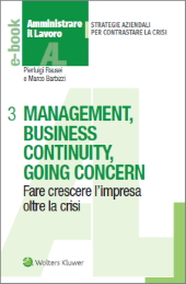 eBook - Management, business continuity, going concern