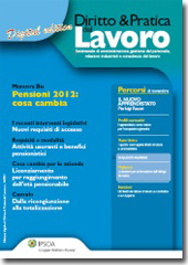 eBook - Manovra bis: pensioni 2012