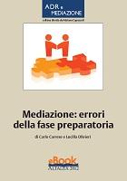 eBook - Mediazione: errori della fase preparatoria